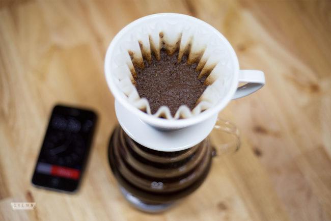 Barvené nebo nebarvené filtry na kávu?