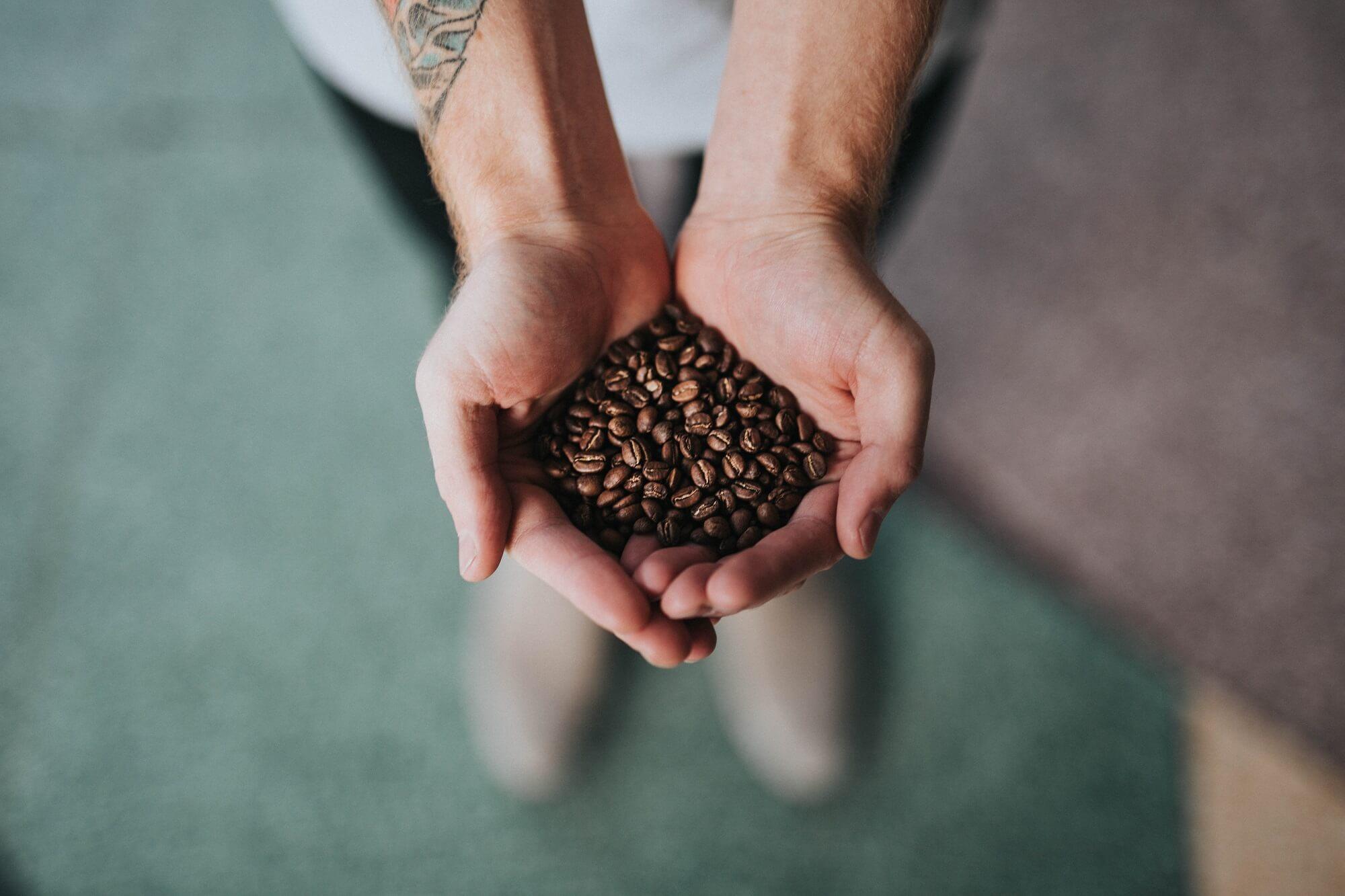 Jak vybrat kávu podle stupně pražení?