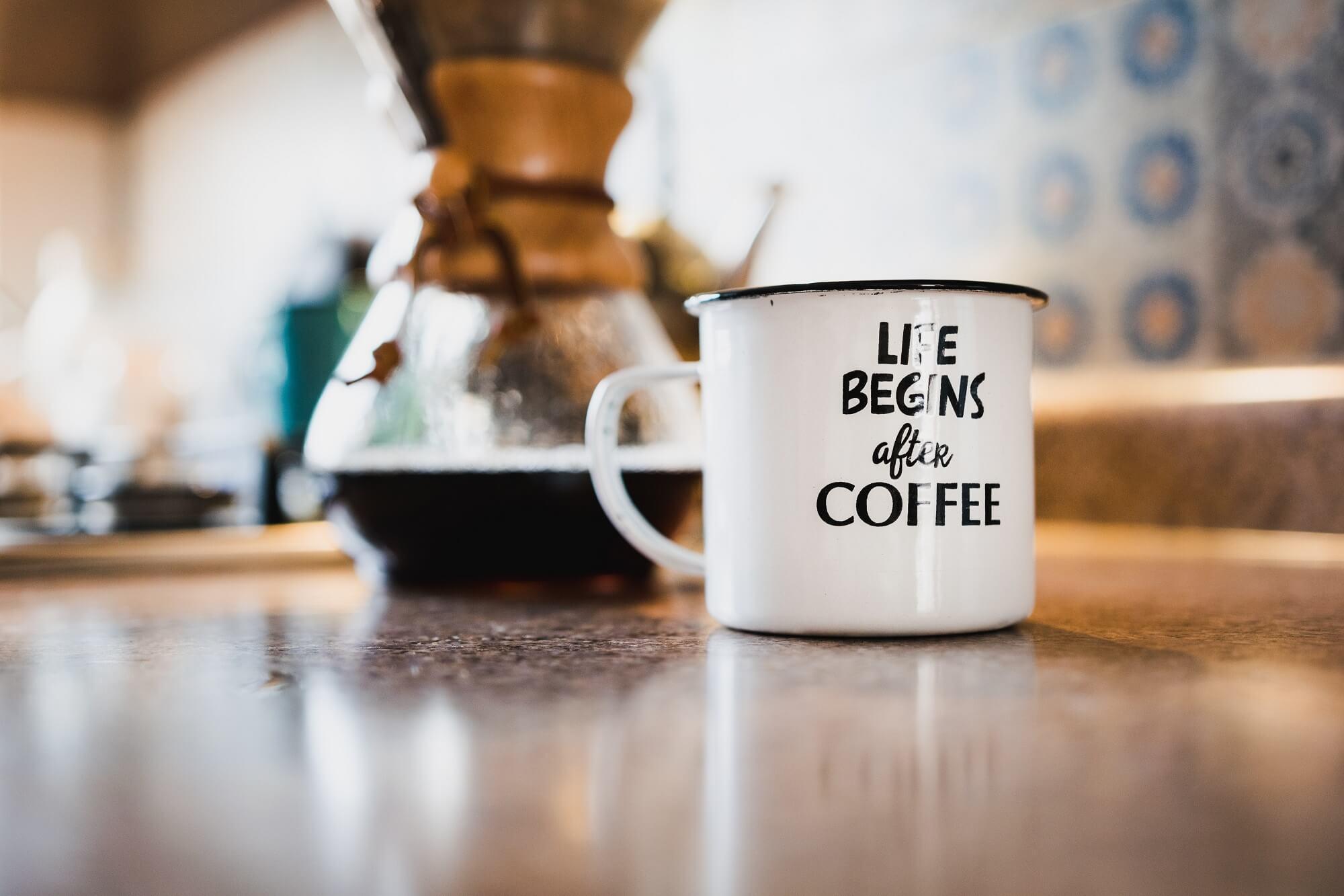 Domácí příprava kávy: základní výbava