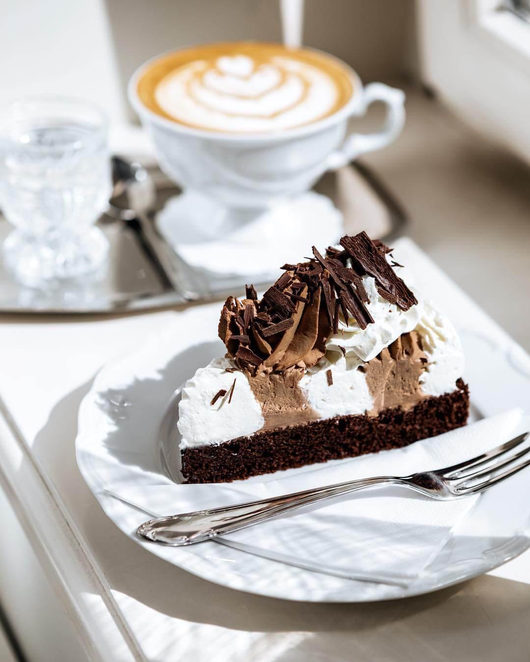Kam na kafe a dort v Praze?